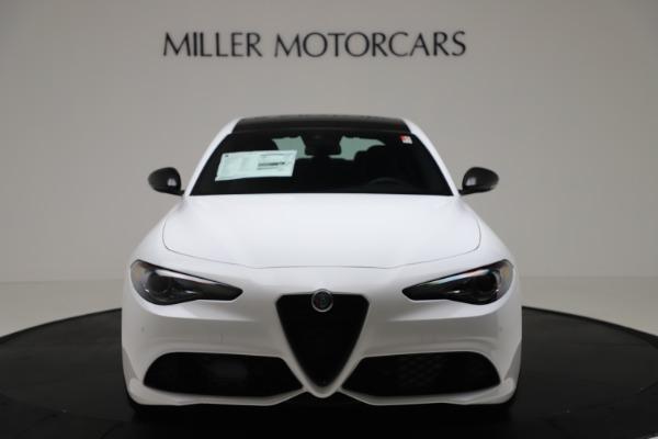 New 2020 Alfa Romeo Giulia Sport Q4 for sale $49,145 at Rolls-Royce Motor Cars Greenwich in Greenwich CT 06830 12
