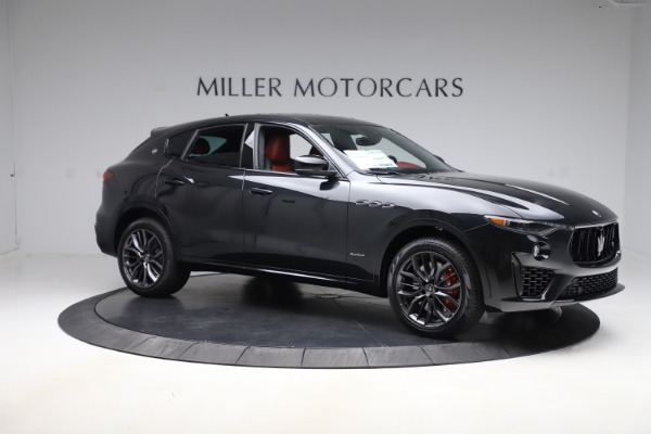 New 2020 Maserati Levante S Q4 GranSport for sale $99,985 at Rolls-Royce Motor Cars Greenwich in Greenwich CT 06830 10