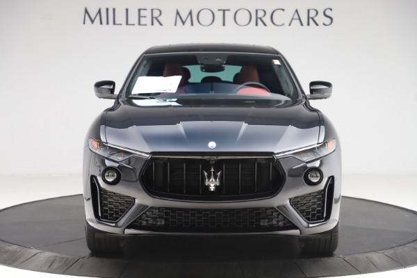 New 2020 Maserati Levante S Q4 GranSport for sale $99,985 at Rolls-Royce Motor Cars Greenwich in Greenwich CT 06830 12