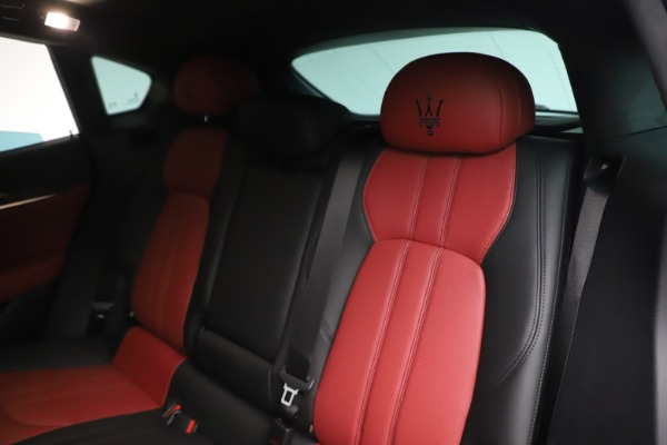 New 2020 Maserati Levante S Q4 GranSport for sale $99,985 at Rolls-Royce Motor Cars Greenwich in Greenwich CT 06830 18