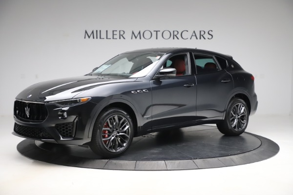 New 2020 Maserati Levante S Q4 GranSport for sale $99,985 at Rolls-Royce Motor Cars Greenwich in Greenwich CT 06830 2