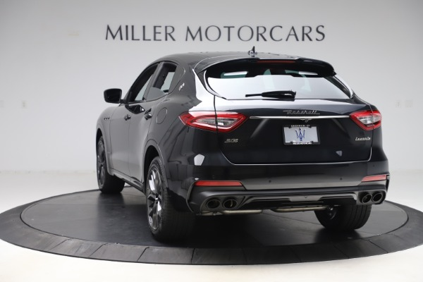 New 2020 Maserati Levante S Q4 GranSport for sale $99,985 at Rolls-Royce Motor Cars Greenwich in Greenwich CT 06830 5