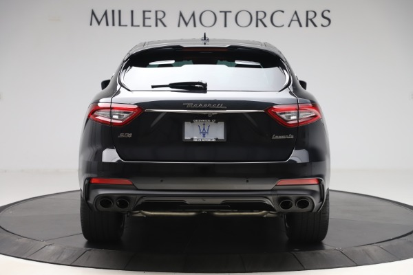 New 2020 Maserati Levante S Q4 GranSport for sale $99,985 at Rolls-Royce Motor Cars Greenwich in Greenwich CT 06830 6