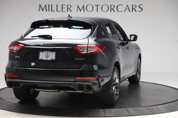 New 2020 Maserati Levante S Q4 GranSport for sale $99,985 at Rolls-Royce Motor Cars Greenwich in Greenwich CT 06830 7