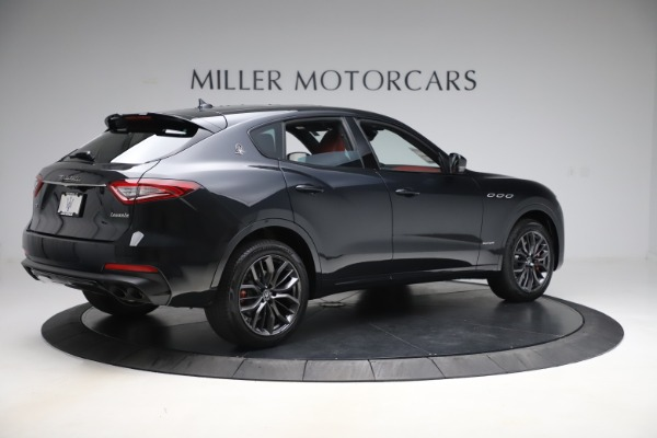 New 2020 Maserati Levante S Q4 GranSport for sale $99,985 at Rolls-Royce Motor Cars Greenwich in Greenwich CT 06830 8