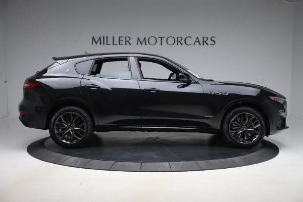 New 2020 Maserati Levante S Q4 GranSport for sale $99,985 at Rolls-Royce Motor Cars Greenwich in Greenwich CT 06830 9