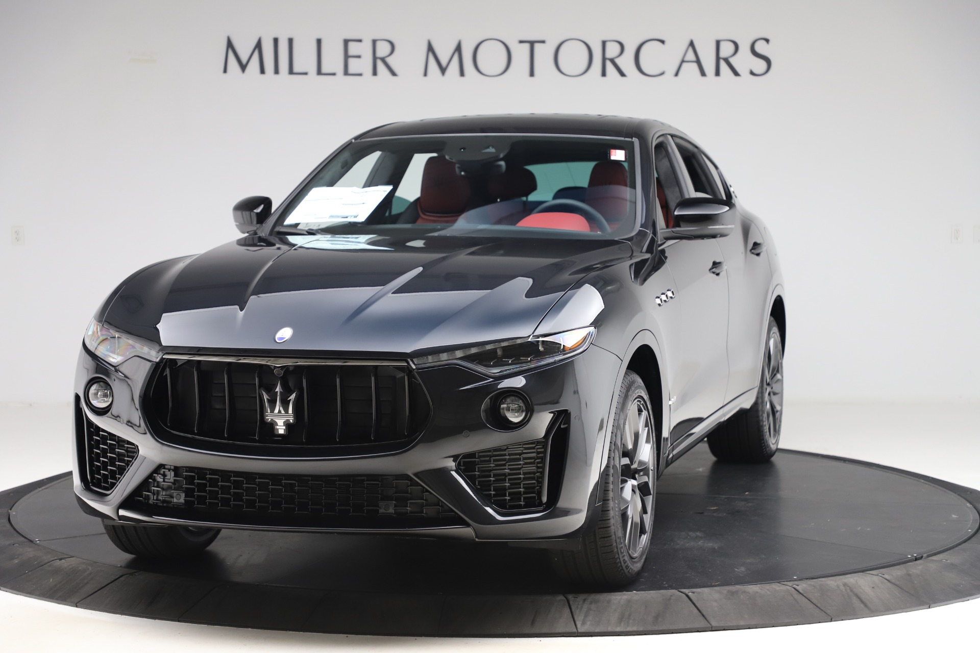 New 2020 Maserati Levante S Q4 GranSport for sale $99,985 at Rolls-Royce Motor Cars Greenwich in Greenwich CT 06830 1