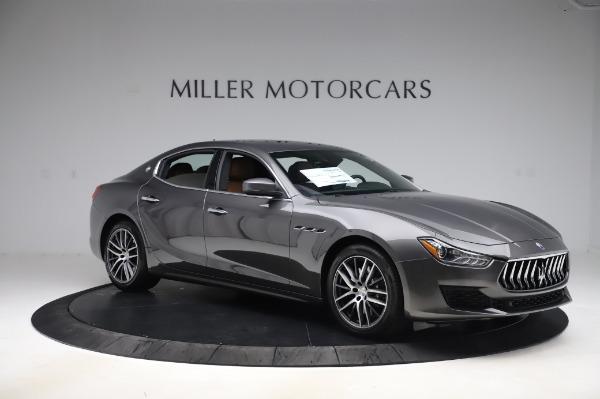 New 2020 Maserati Ghibli S Q4 for sale $82,385 at Rolls-Royce Motor Cars Greenwich in Greenwich CT 06830 10