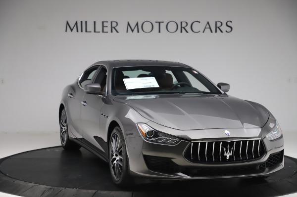 New 2020 Maserati Ghibli S Q4 for sale $82,385 at Rolls-Royce Motor Cars Greenwich in Greenwich CT 06830 11