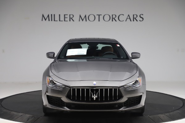 New 2020 Maserati Ghibli S Q4 for sale $82,385 at Rolls-Royce Motor Cars Greenwich in Greenwich CT 06830 12