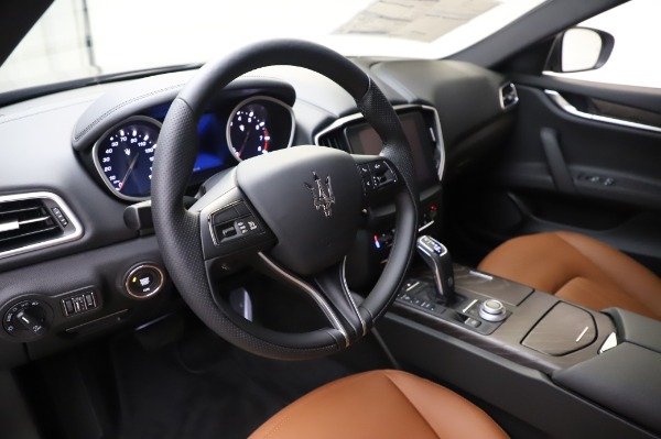 New 2020 Maserati Ghibli S Q4 for sale $82,385 at Rolls-Royce Motor Cars Greenwich in Greenwich CT 06830 13