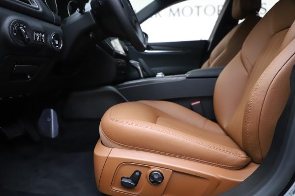 New 2020 Maserati Ghibli S Q4 for sale $82,385 at Rolls-Royce Motor Cars Greenwich in Greenwich CT 06830 14