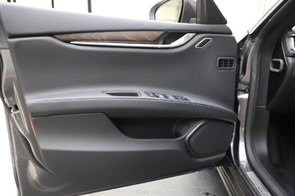 New 2020 Maserati Ghibli S Q4 for sale $82,385 at Rolls-Royce Motor Cars Greenwich in Greenwich CT 06830 17