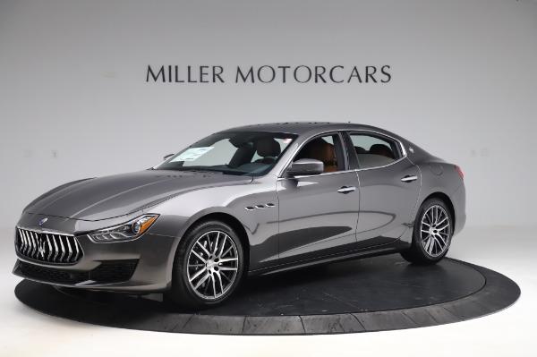 New 2020 Maserati Ghibli S Q4 for sale $82,385 at Rolls-Royce Motor Cars Greenwich in Greenwich CT 06830 2