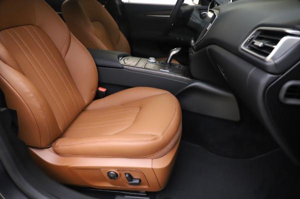 New 2020 Maserati Ghibli S Q4 for sale $82,385 at Rolls-Royce Motor Cars Greenwich in Greenwich CT 06830 24