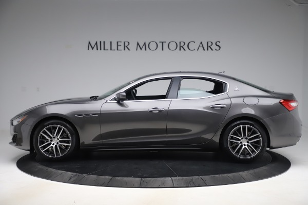 New 2020 Maserati Ghibli S Q4 for sale $82,385 at Rolls-Royce Motor Cars Greenwich in Greenwich CT 06830 3