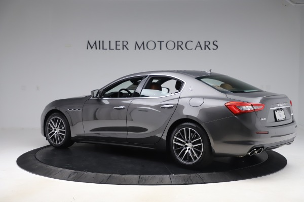 New 2020 Maserati Ghibli S Q4 for sale $82,385 at Rolls-Royce Motor Cars Greenwich in Greenwich CT 06830 4