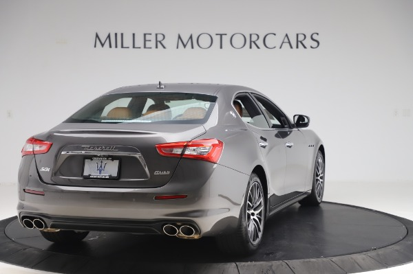New 2020 Maserati Ghibli S Q4 for sale $82,385 at Rolls-Royce Motor Cars Greenwich in Greenwich CT 06830 7