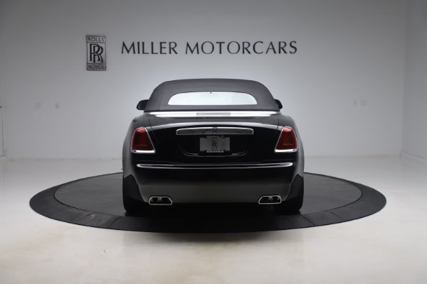 Used 2017 Rolls-Royce Dawn Base for sale Call for price at Rolls-Royce Motor Cars Greenwich in Greenwich CT 06830 13