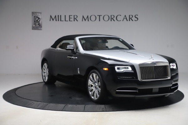 Used 2017 Rolls-Royce Dawn Base for sale Call for price at Rolls-Royce Motor Cars Greenwich in Greenwich CT 06830 17