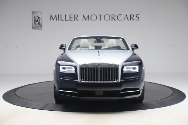 Used 2017 Rolls-Royce Dawn for sale Call for price at Rolls-Royce Motor Cars Greenwich in Greenwich CT 06830 2