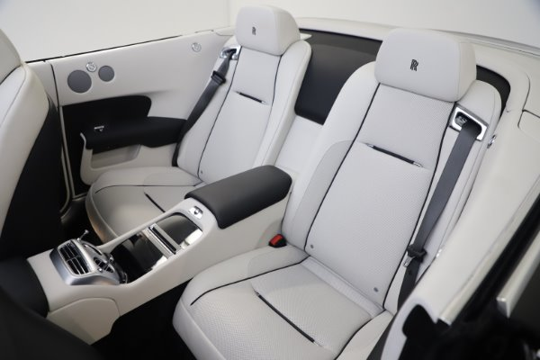 Used 2017 Rolls-Royce Dawn Base for sale Call for price at Rolls-Royce Motor Cars Greenwich in Greenwich CT 06830 20