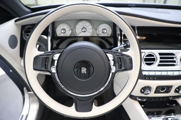 Used 2017 Rolls-Royce Dawn Base for sale Call for price at Rolls-Royce Motor Cars Greenwich in Greenwich CT 06830 22