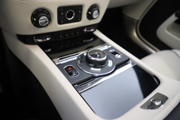 Used 2017 Rolls-Royce Dawn Base for sale Call for price at Rolls-Royce Motor Cars Greenwich in Greenwich CT 06830 24