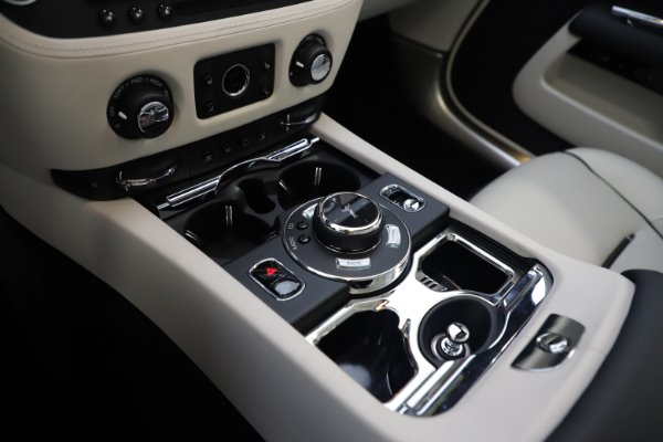 Used 2017 Rolls-Royce Dawn Base for sale Call for price at Rolls-Royce Motor Cars Greenwich in Greenwich CT 06830 25
