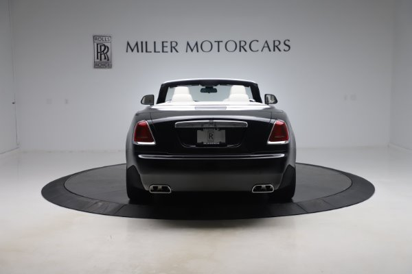 Used 2017 Rolls-Royce Dawn Base for sale Call for price at Rolls-Royce Motor Cars Greenwich in Greenwich CT 06830 5