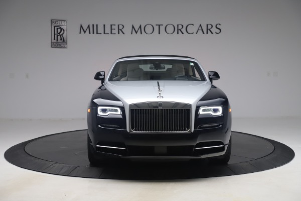 Used 2017 Rolls-Royce Dawn for sale Call for price at Rolls-Royce Motor Cars Greenwich in Greenwich CT 06830 9