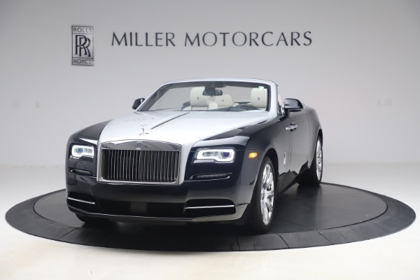 Used 2017 Rolls-Royce Dawn for sale Call for price at Rolls-Royce Motor Cars Greenwich in Greenwich CT 06830 1