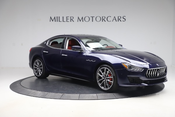 New 2020 Maserati Ghibli S Q4 for sale Sold at Rolls-Royce Motor Cars Greenwich in Greenwich CT 06830 10
