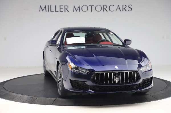 New 2020 Maserati Ghibli S Q4 for sale Sold at Rolls-Royce Motor Cars Greenwich in Greenwich CT 06830 11