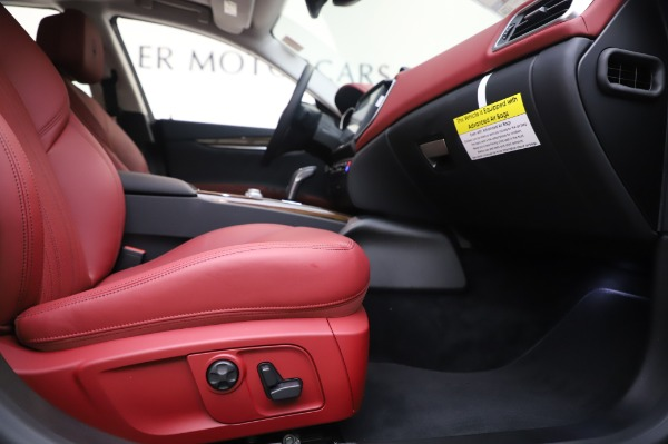 New 2020 Maserati Ghibli S Q4 for sale Sold at Rolls-Royce Motor Cars Greenwich in Greenwich CT 06830 23