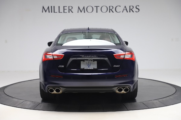 New 2020 Maserati Ghibli S Q4 for sale Sold at Rolls-Royce Motor Cars Greenwich in Greenwich CT 06830 6