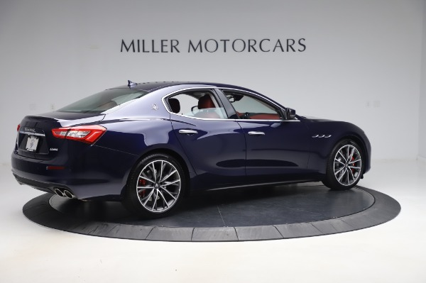 New 2020 Maserati Ghibli S Q4 for sale Sold at Rolls-Royce Motor Cars Greenwich in Greenwich CT 06830 8