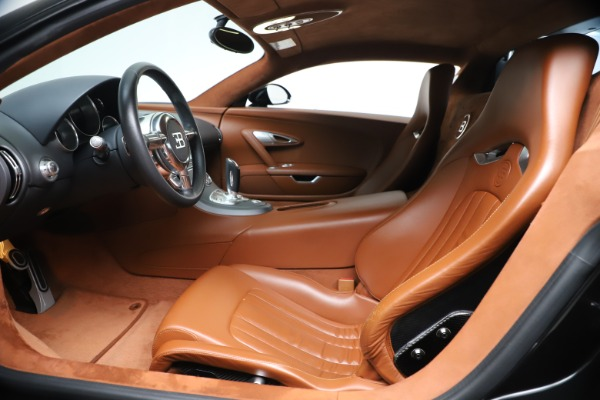 Used 2008 Bugatti Veyron 16.4 for sale Call for price at Rolls-Royce Motor Cars Greenwich in Greenwich CT 06830 14