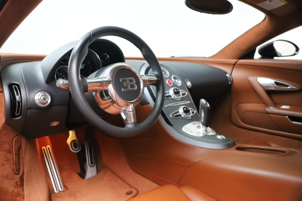 Used 2008 Bugatti Veyron 16.4 for sale Call for price at Rolls-Royce Motor Cars Greenwich in Greenwich CT 06830 15