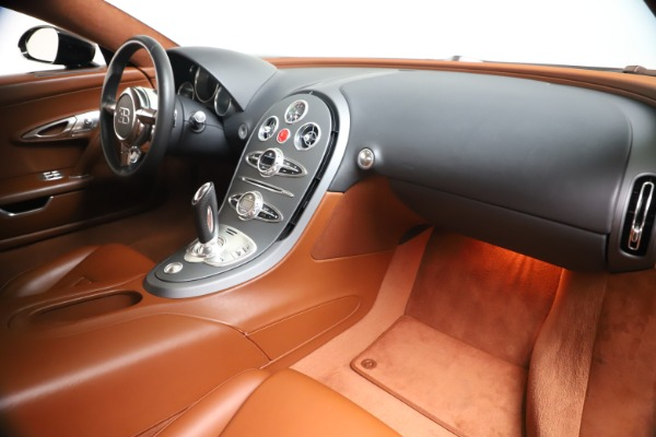 Used 2008 Bugatti Veyron 16.4 for sale Call for price at Rolls-Royce Motor Cars Greenwich in Greenwich CT 06830 17