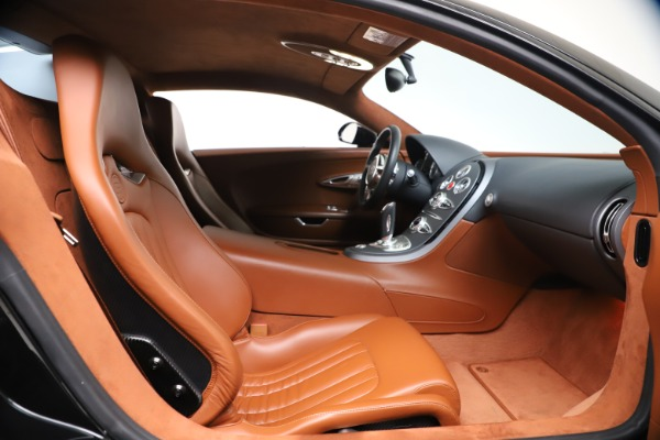 Used 2008 Bugatti Veyron 16.4 for sale Call for price at Rolls-Royce Motor Cars Greenwich in Greenwich CT 06830 18