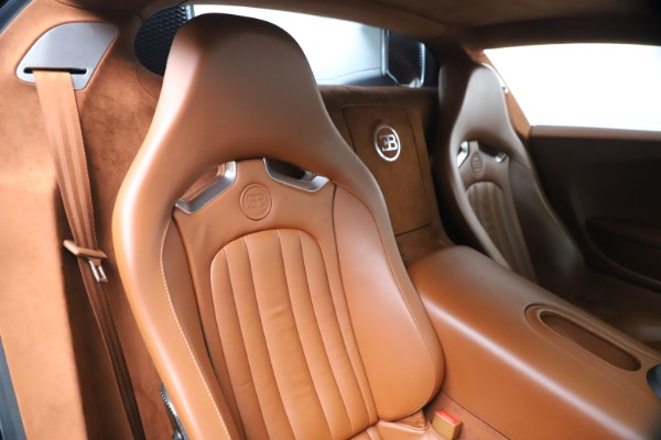 Used 2008 Bugatti Veyron 16.4 for sale Call for price at Rolls-Royce Motor Cars Greenwich in Greenwich CT 06830 19