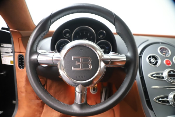 Used 2008 Bugatti Veyron 16.4 for sale Call for price at Rolls-Royce Motor Cars Greenwich in Greenwich CT 06830 23