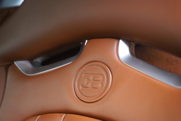 Used 2008 Bugatti Veyron 16.4 for sale Call for price at Rolls-Royce Motor Cars Greenwich in Greenwich CT 06830 24