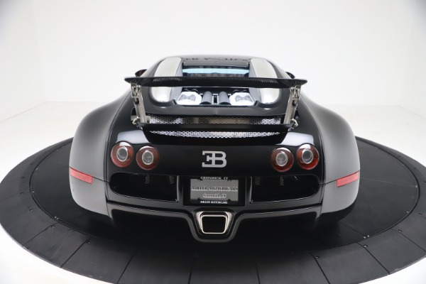 Used 2008 Bugatti Veyron 16.4 for sale Call for price at Rolls-Royce Motor Cars Greenwich in Greenwich CT 06830 28