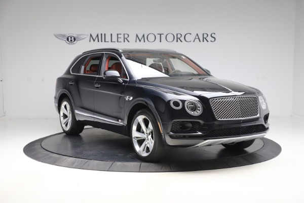 Used 2017 Bentley Bentayga W12 for sale $145,900 at Rolls-Royce Motor Cars Greenwich in Greenwich CT 06830 11