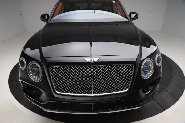 Used 2017 Bentley Bentayga W12 for sale $145,900 at Rolls-Royce Motor Cars Greenwich in Greenwich CT 06830 13