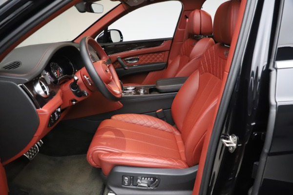 Used 2017 Bentley Bentayga W12 for sale $145,900 at Rolls-Royce Motor Cars Greenwich in Greenwich CT 06830 18