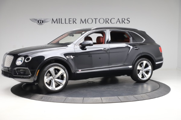 Used 2017 Bentley Bentayga W12 for sale $145,900 at Rolls-Royce Motor Cars Greenwich in Greenwich CT 06830 2