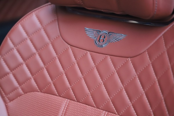 Used 2017 Bentley Bentayga W12 for sale $145,900 at Rolls-Royce Motor Cars Greenwich in Greenwich CT 06830 20